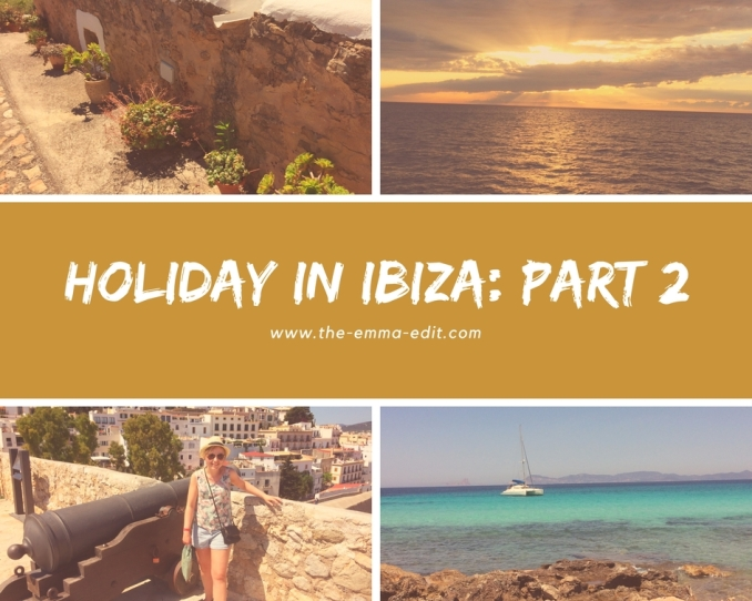 Holiday In Ibiza- Part 2
