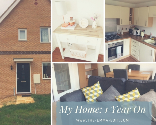 My Home- One Year On