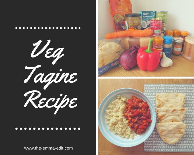 Veg Tagine Recipe