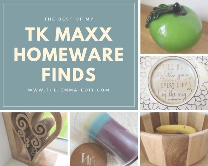 TK Maxx Homeware Finds