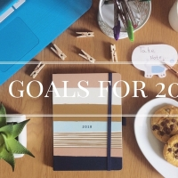 18 Personal & Blog Goals For 2018